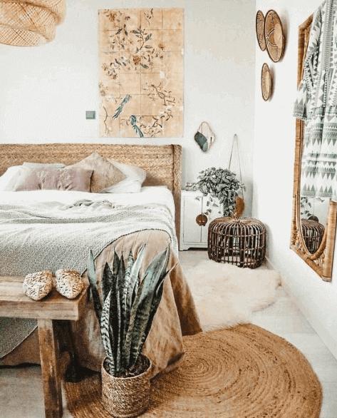 camas de esparto