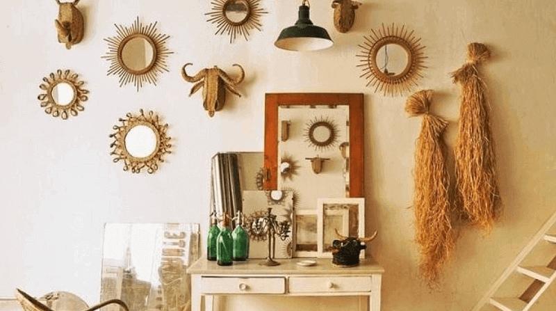 decorar con esparto