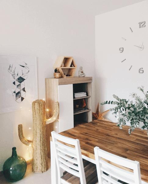 lista de ideas para decorar con esparto
